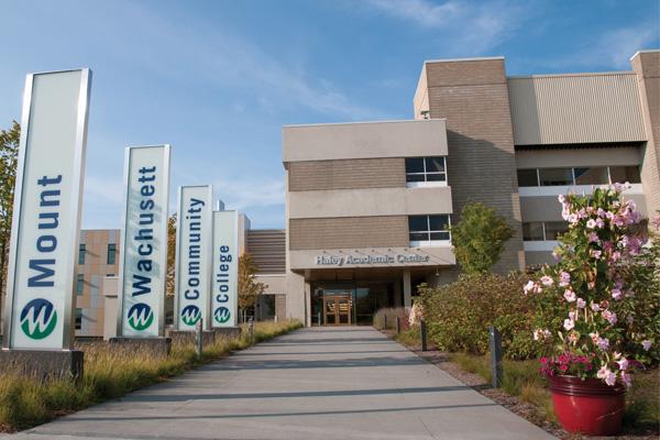 Mount Wachusett Community College Haley Academic Center