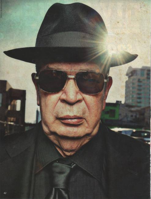 Richard Old Man Harrison From Pawn Stars Passes At 77