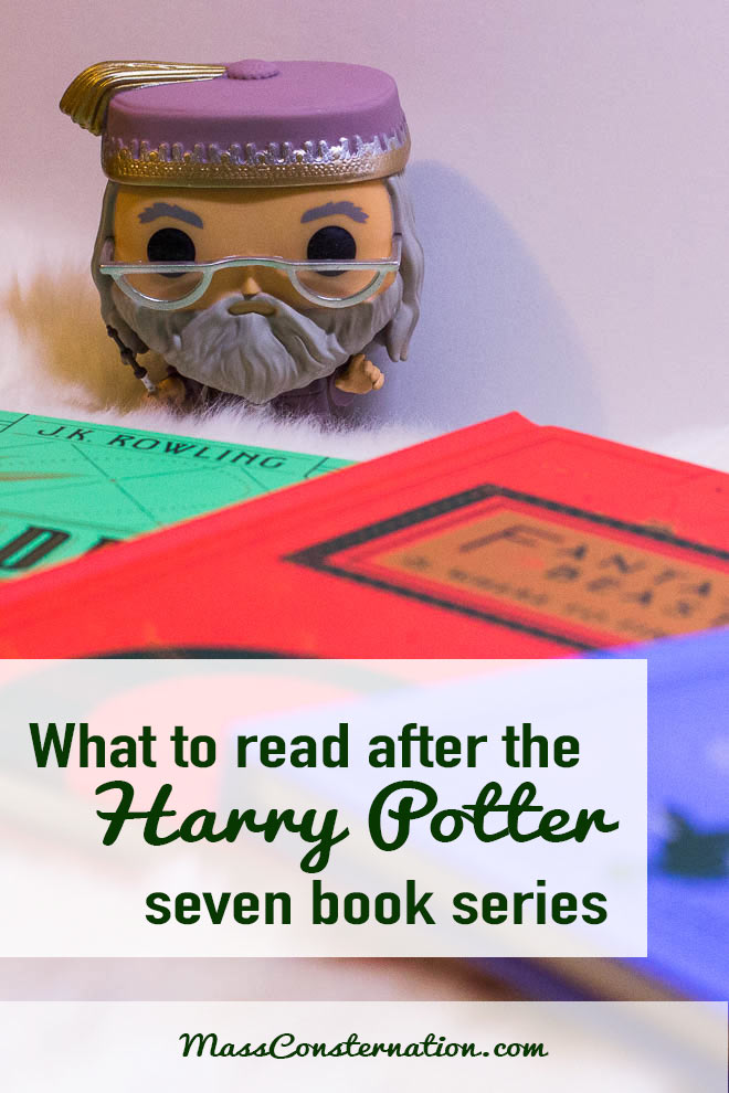 The Harry Potter series is just the start. Here are more books on the wizarding world to continue reading about the One Who Lived.