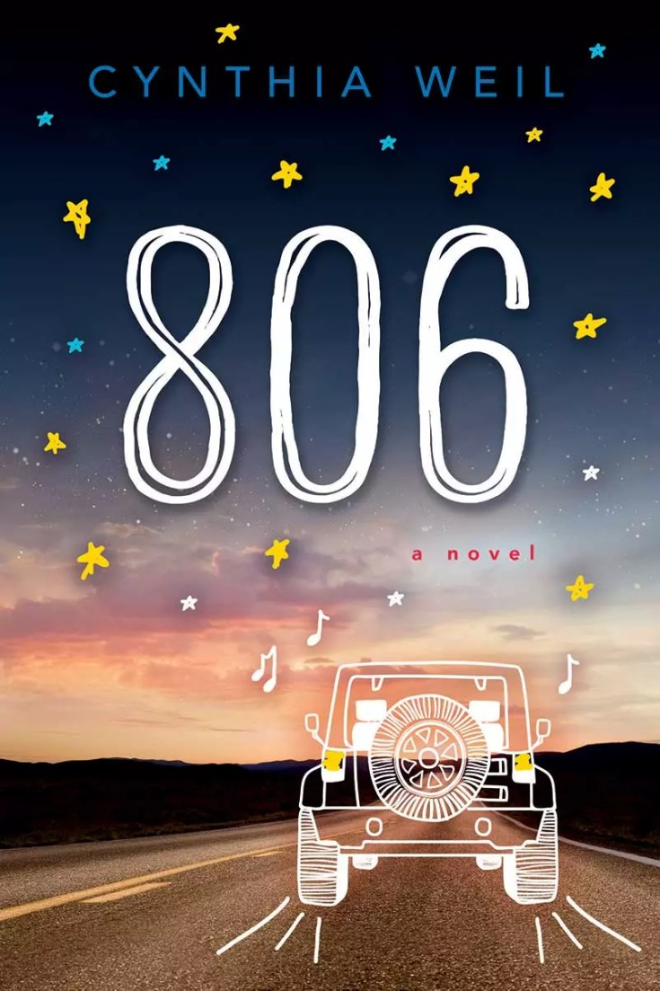 KT knows who her father is; he's sperm donor 806. Oh course it's not simple in this ludicrously hilarious road trip, discovering yourself novel by Cynthia Weil.