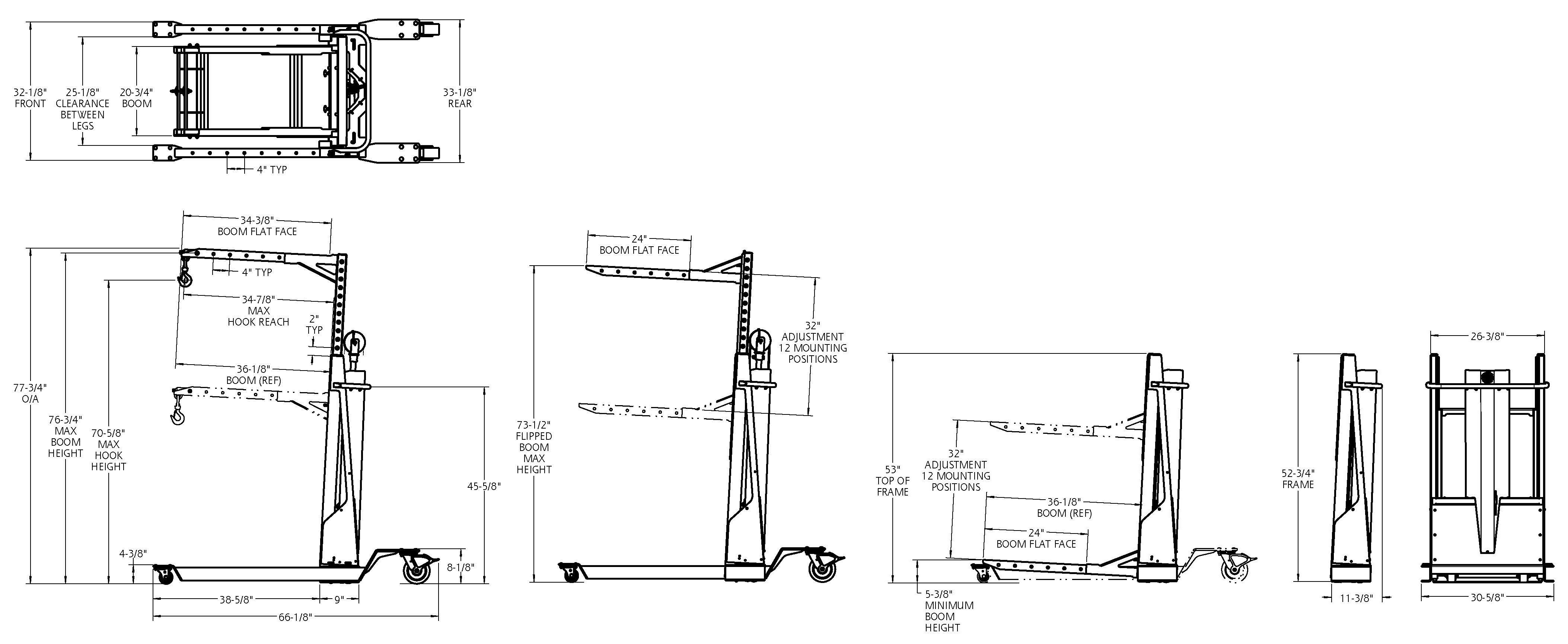 Mpl Portable Lift Mass Equipment Solutions Inc
