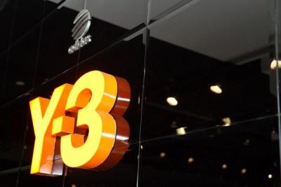 Y-3 Store