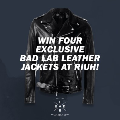 BADLABJACKET