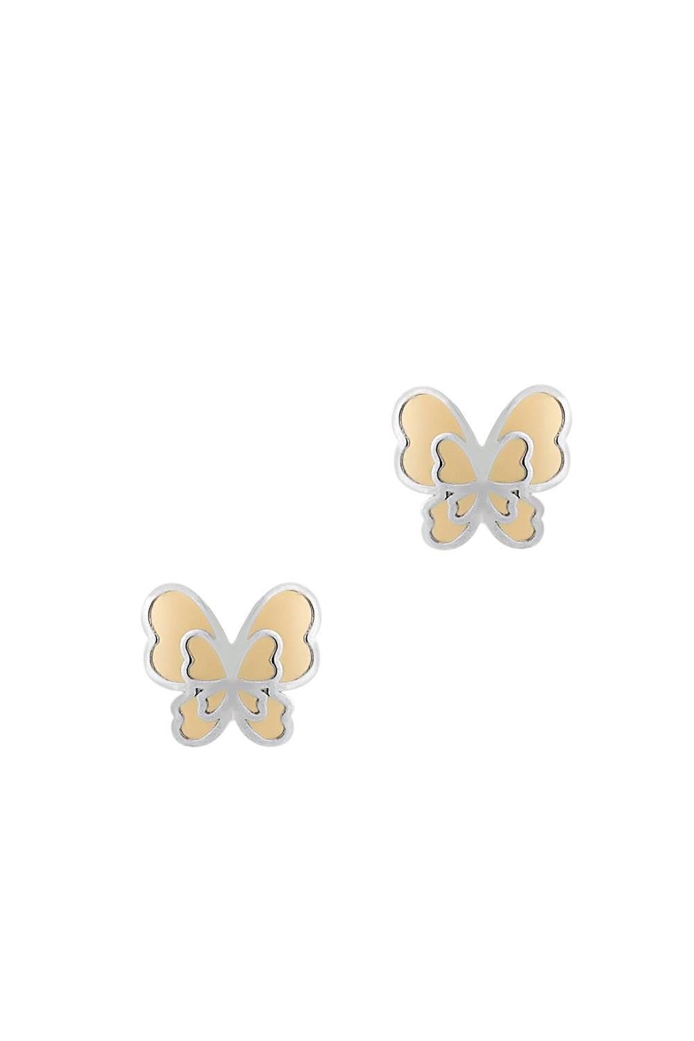 earrings free and shipping stud animal get lovely filled buy design with rose jewelry childrens aliexpress on com w baby wholesale gold
