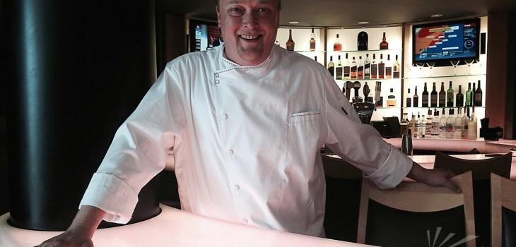 Chef William Nemeroff at Ceres Bistro