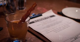 The Hangover Pub's Bacon Manhattan