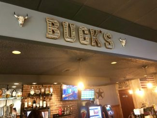 Buck's Whiskey & Burger Bar on Green Street in Worcester, MA