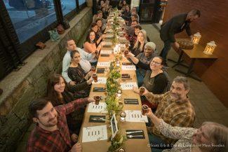 Brian Treitman + Bill Nemeroff: Out Of The Pit Wormtown Beer Dinner