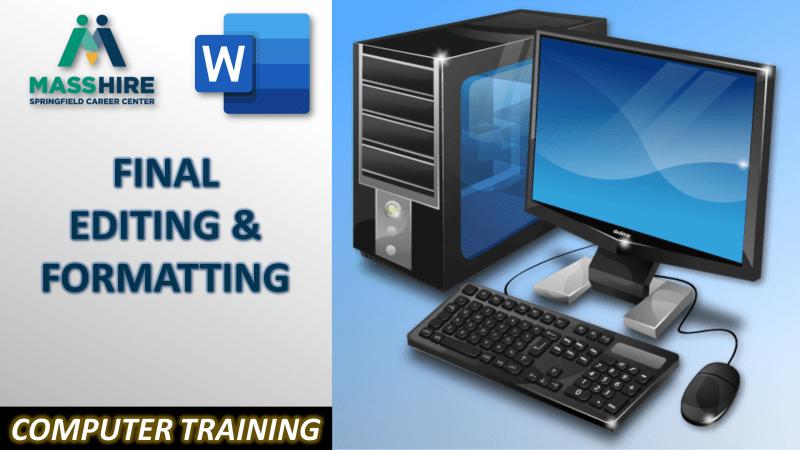 Computer Training 7