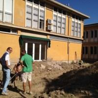 ALBIGNASEGO: Istituto comprensivo unico. Lavori per preparare gli spazi