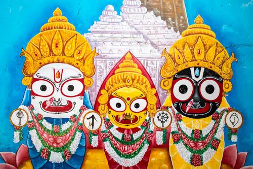I luoghi sacri dell'Induismo e regole di comportamento