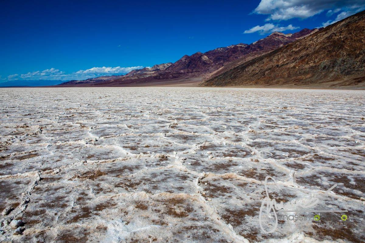 Death Valley la valle della morte e dei colori