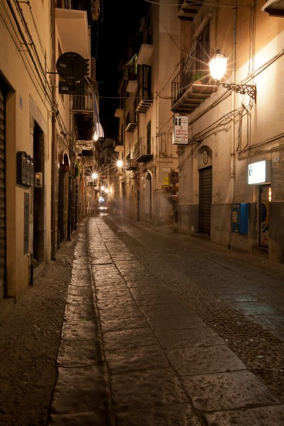 Cefalu by Night 009