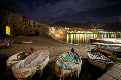 Cefalu by Night 010