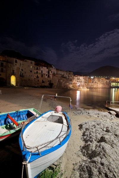 Cefalu by Night 011