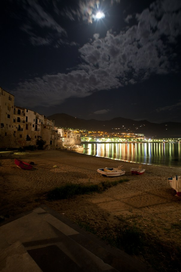 Cefalu by Night 020