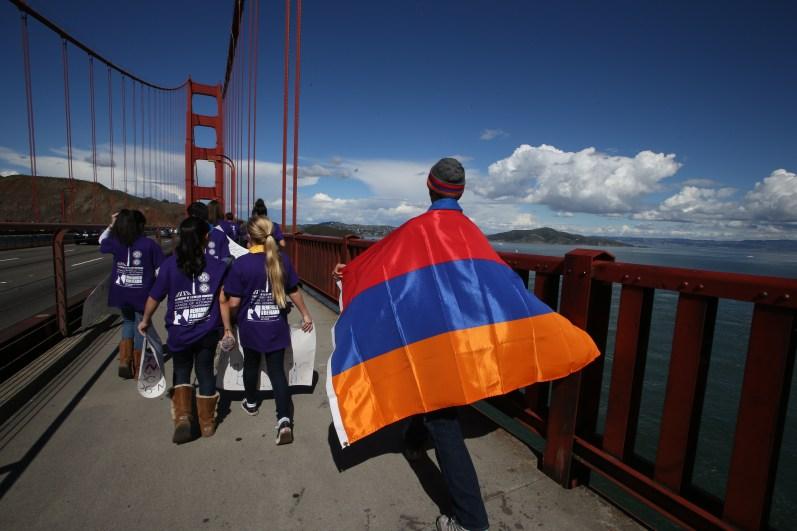 Armenian Genocide Commemoration 2015