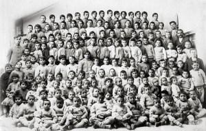 Armenian-Orphans-Merzifon-1918
