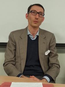 Dr Nicola Migliorino,