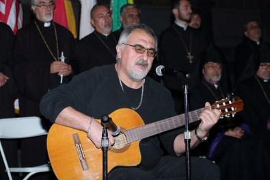 Armen Movsisyan - Courtesy ARKA Photo