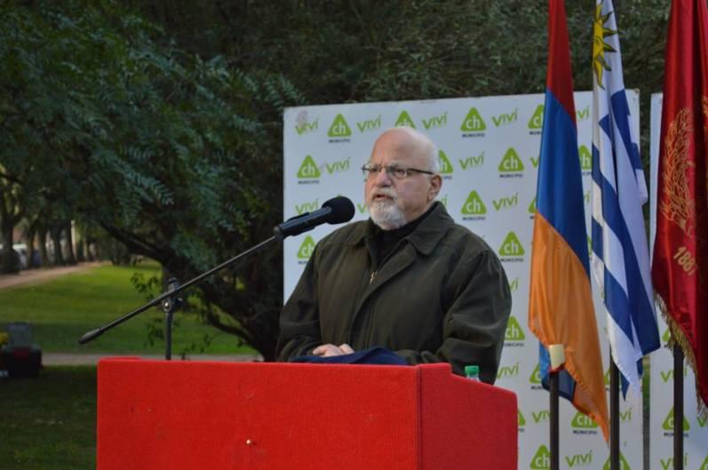 Archbishop of the Armenian Apostolic Church Hakob Kellendjian