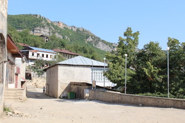 Medz Tagher village