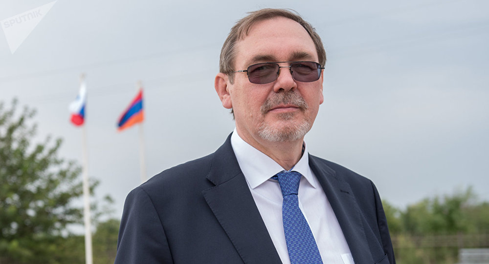 Russian Ambassador Downplays Anti-Armenian Comments Aired by