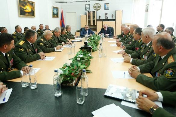 Prime Minister Nikol Pashinian Visits Artsakh (Photos)