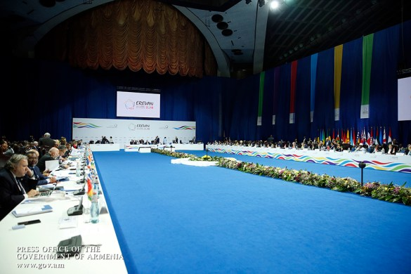 Armenia Hosts Francophone Summit