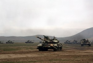 Congressional Leaders Call to Condemn Azeri Military Excercises