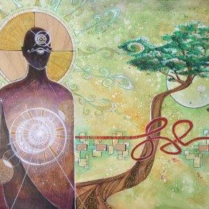 Wisdom of Bloodlines | Original Art by Miles Davis | Massive Burn Studios