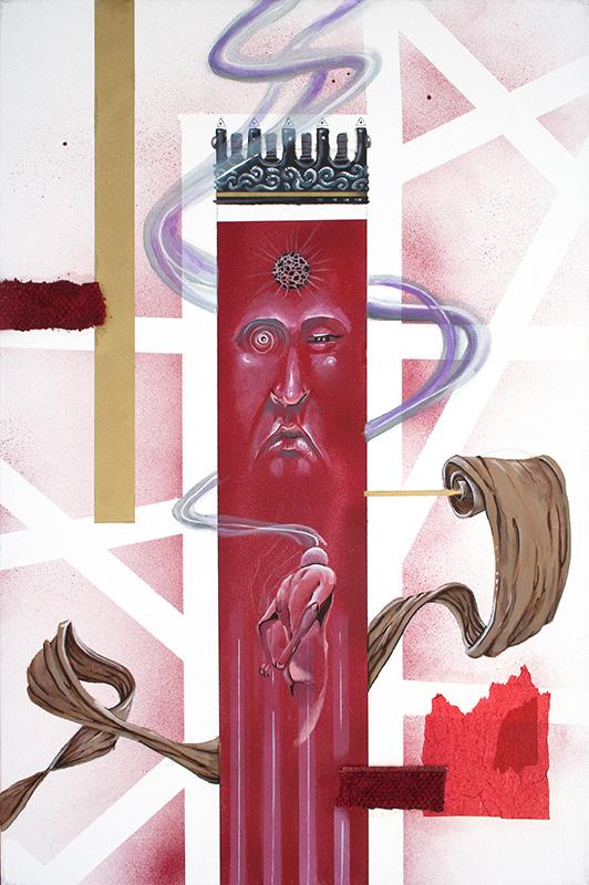 By Royal Decree   Original Art by Miles Davis   Massive Burn Studios