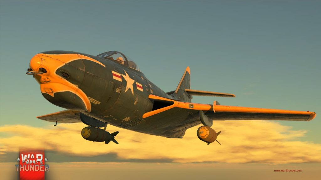 War Thunder Massively Overpowered
