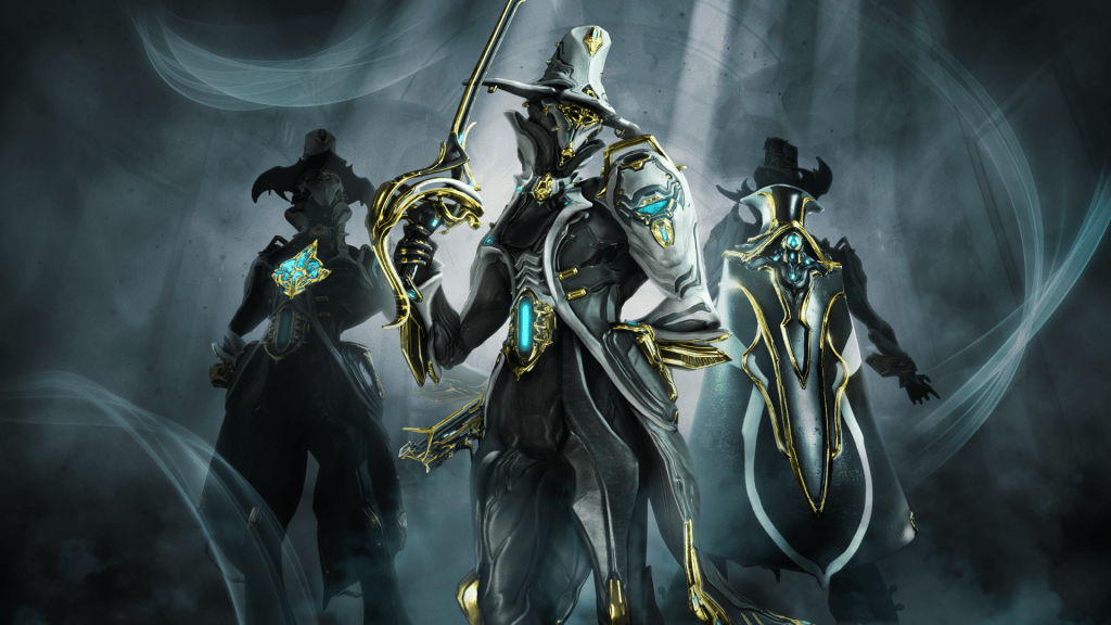 Get Your Dapper On With Warframes New Limbo Prime The