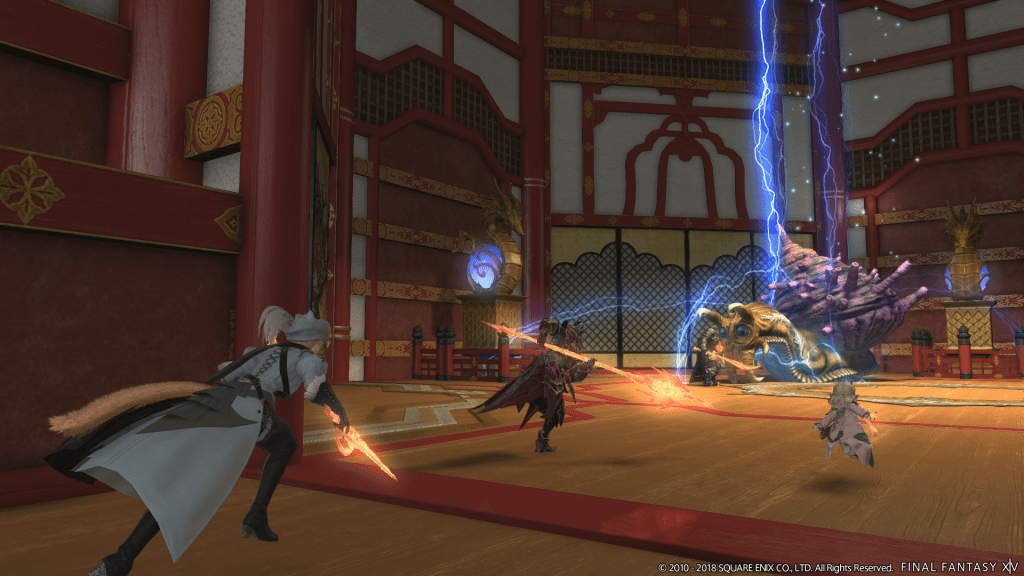 Final Fantasy XIV Unlocks Heaven On High With Patch 435 Today Massively Overpowered