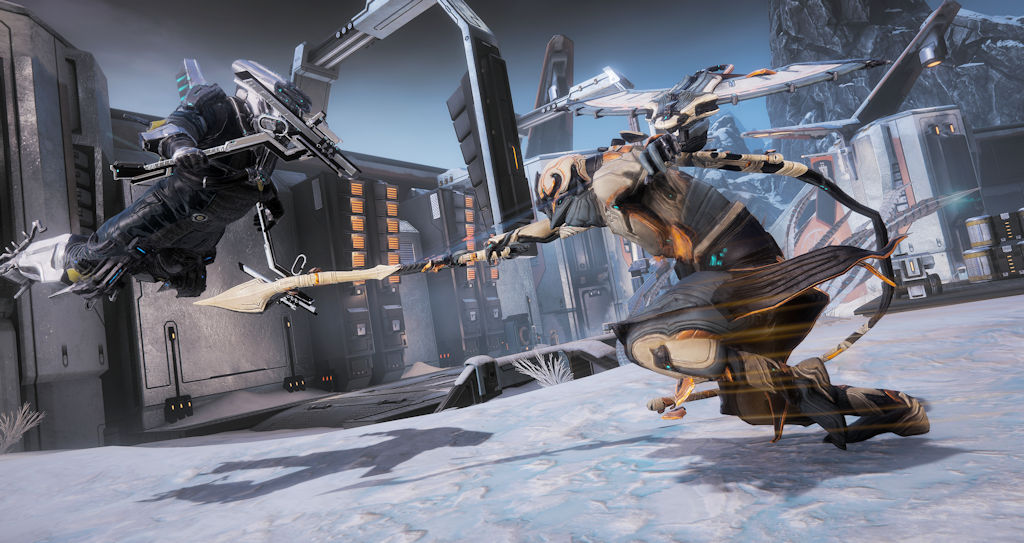 Warframe Launches Its 38th Frame Baruuk With Todays
