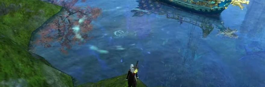 GW2 Fishing Spot
