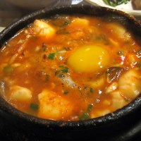sundubu -- what I ate en route to my greatest victories in Las Vegas (for reals, y'all)