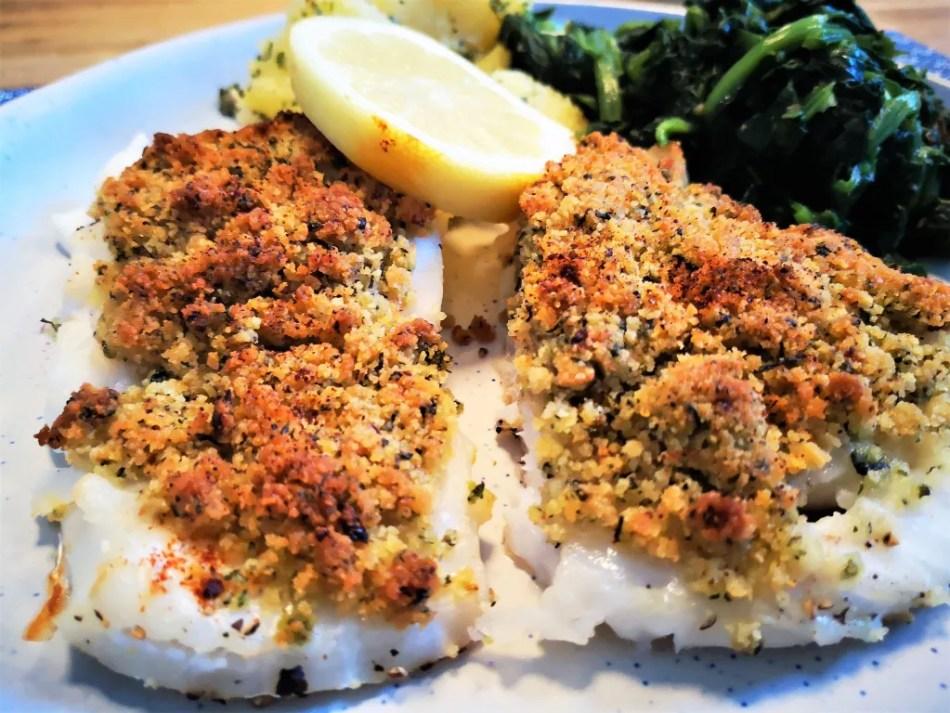 Der Fisch schmeckt grandios - es zahlt sich auf frischen Fisch für dieses Gericht zu kaufen.