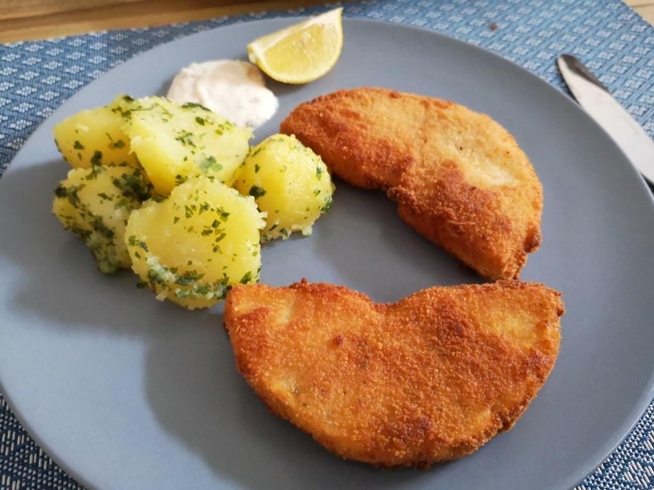 Hausmannskost! Sellerie-Schnitzerl