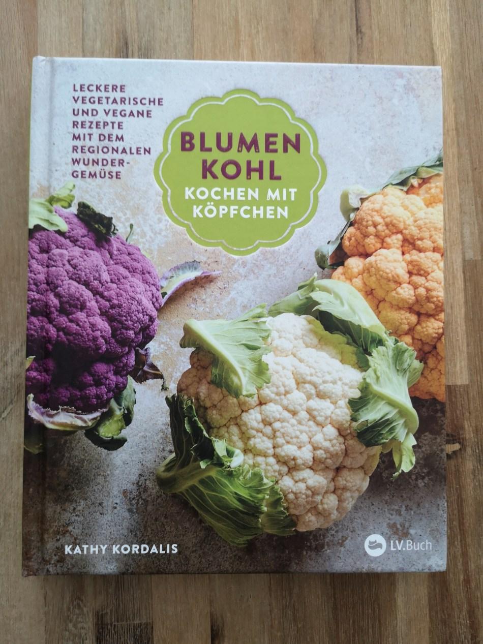 Kochbuch Blumenkohl kochen mit Köpfchen
