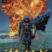 AQUILA #1 – Gordon Rennie & Leigh Gallagher