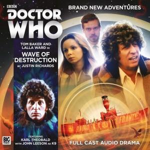 Doctor Who Wave of Destruction