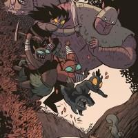 Orcs! #1 – Christine Larsen (Snaga Comix / ComiXology)