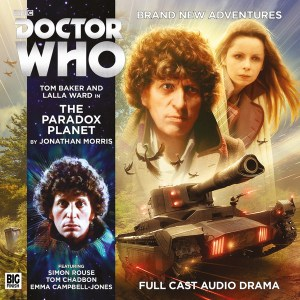 Doctor Who The Paradox Planet