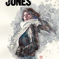 BENDIS AND GAYDOS REOPEN ALIAS INVESTIGATIONS WITH JESSICA JONES #1