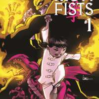 Marvel Publishing and ComiXology Team-Up to Debut Immortal Iron Fists