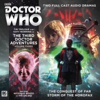 Doctor Who: The Third Doctor Adventures Volume Three