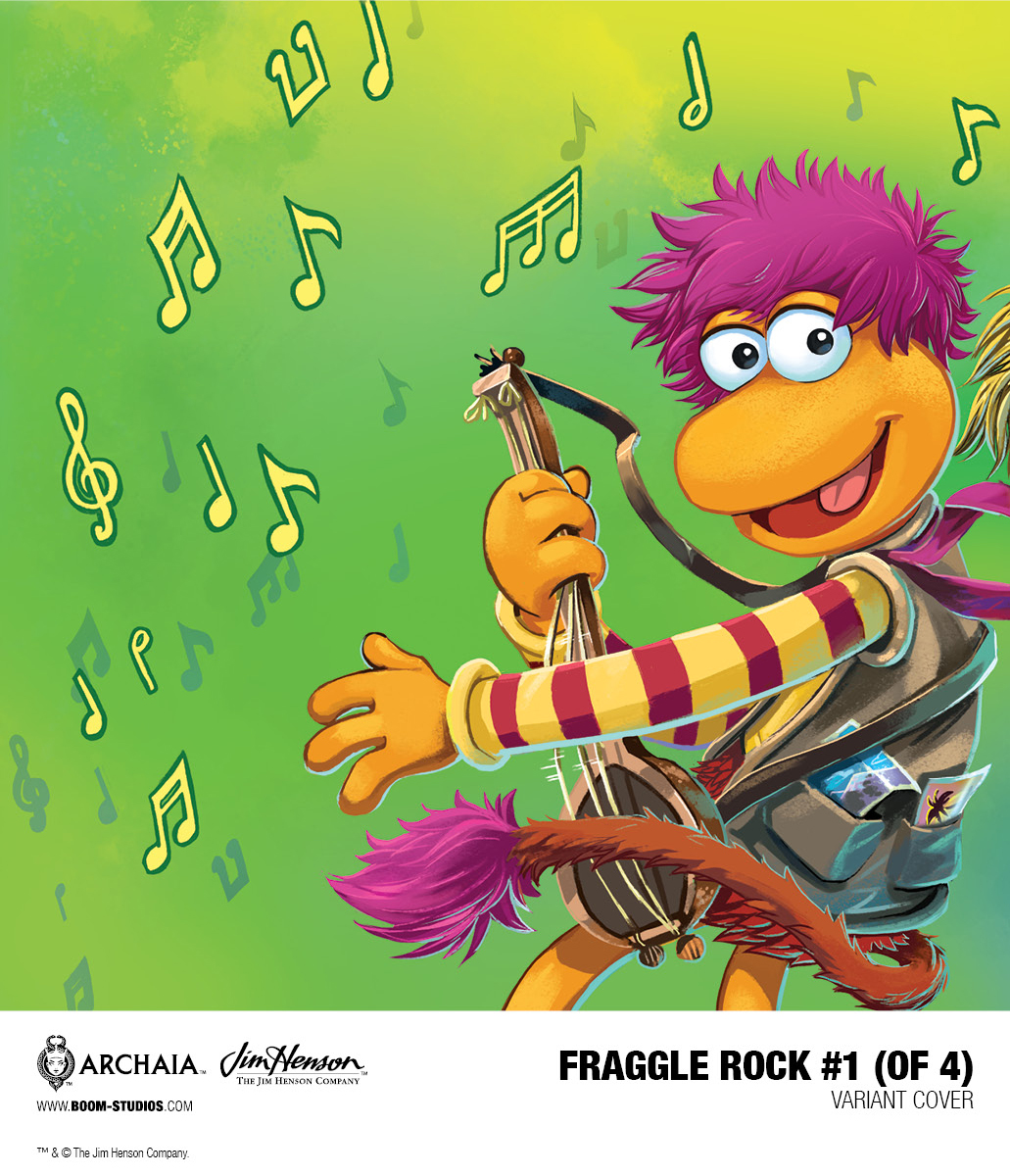 Fraggle Rock Returns  at BOOM! Studios