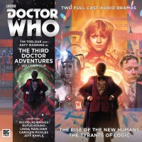 Doctor Who: The Third Doctor Adventures: Volume 4